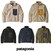 新色☆関税込Patagonia Men's Classic Retro Fleece Jacket