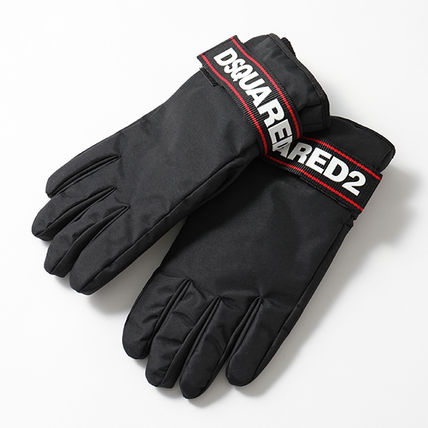 D SQUARED2 手袋 DSQUARED2 手袋 GLM0011 08100001 2124 Other Gloves Ski