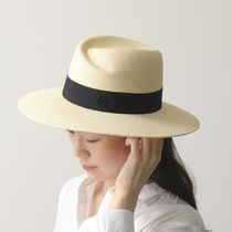 Maison Michel パナマ ハット 1001097002 VIRGINIE HAT TIMELES