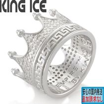 LA発ストリート☆King Ice☆人気のHipHopリング The Crown Ring