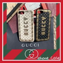 Gucci ☆男女兼用 GuccyマークがCool !!! iphone Case♪