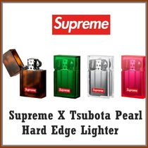 Supreme Tsubota Pearl Hard Edge Lighter AW 19 FW 19 WEEK 1