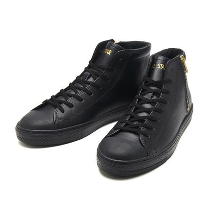 CONVERSE スニーカー 【CONVERSE】ALL STAR COUPE LEATHER Z MID クップ レザー(2)