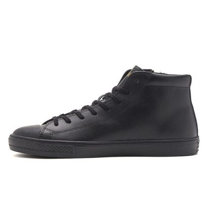 CONVERSE スニーカー 【CONVERSE】ALL STAR COUPE LEATHER Z MID クップ レザー(3)