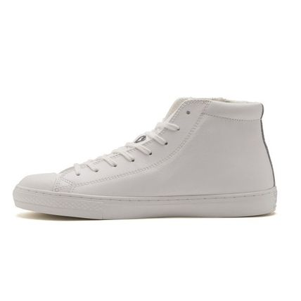 CONVERSE スニーカー 【CONVERSE】ALL STAR COUPE LEATHER Z MID クップ レザー(6)