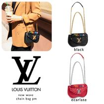 Louis Vuitton ニューウェーブ NEWWAVE CHAIN チェーンバッグ PM