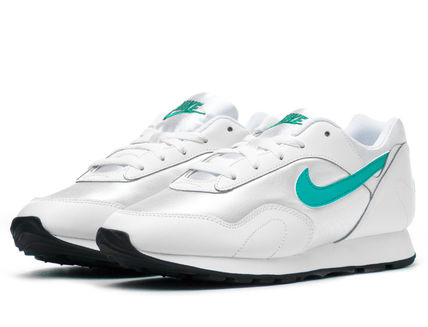 Nike スニーカー ナイキ Nike Outburst White/Light Retro Sneakers スニーカー