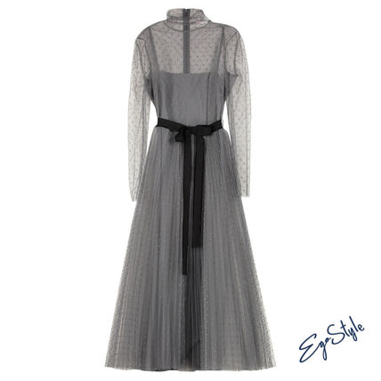 RED VALENTINO ワンピース TULLE DRESS
