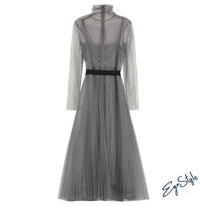 RED VALENTINO ワンピース TULLE DRESS(2)