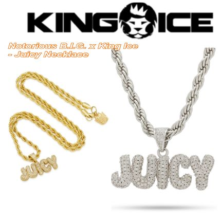 King Ice ネックレス・チョーカー *Notorious B.I.G. x King Ice* - Juicy- ネックレス