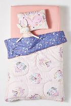 Anthropologie★Paper & Clothハリネズミ幼児キルトセット