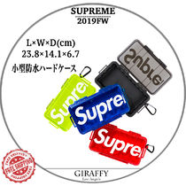 【19FW/AW】SUPREME / Pelican 1060 Case 小型防水ハードケース