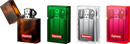 Supreme ライフスタイルその他 各カラー有り! Supreme 19FW Tsubota Pearl Hard Edge Lighter