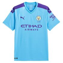 PUMA Manchester City Replica Home Shirt
