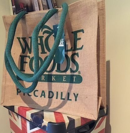 WHOLE FOODS MARKET ライフスタイルその他 すぐお届け☆ギフトに是非 ロンドン限定エコバック WHOLE FOODS(4)