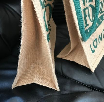 WHOLE FOODS MARKET ライフスタイルその他 すぐお届け☆ギフトに是非 ロンドン限定エコバック WHOLE FOODS(5)
