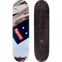 Supreme Banner Skateboard Deck Multi AW 19 FW 19 WEEK 1