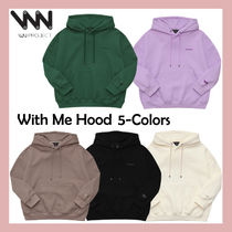 [WVProject] With Me Hoodie ★日本未入荷★韓国の人気 5色