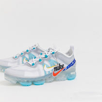 Nike Vapormax trainers in white  ナイキ ヴェイパーマックス