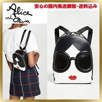 ◆Alice+Olivia◆Sky Stace Face Micro バックパック 関税送料込