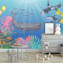 注文制作壁紙 Customizing Mural Wallpaper_Under The Sea 1
