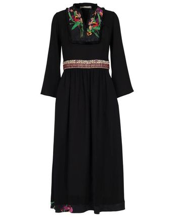 ETRO ワンピース 【ETRO】Viscose and silk long dress(3)