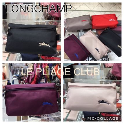 2019aw新作Longchamp*LE PLIAGE CLUB*限定ポーチ