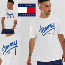 SALE【Tommy Jeans】半袖 ロゴ Tシャツ ホワイト / 送料無料