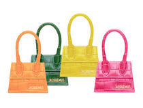 JACQUEMUS(ジャックムス) コインケース・小銭入れ JACQUEMUS ジャックムス LE CHIQUITO GRAINED LEATHER BAG