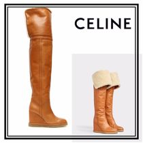 【CELINE】Over-The-Knee Boots