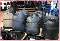 【COACH】メンズ★機能充実!洗練スタイル★WEST SLIM BACKPACK