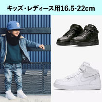 Nike Air Force 1 Mid ナイキ レディース キッズ  16.5-22cm