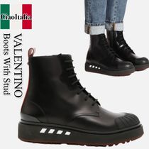 Valentino boots with stud