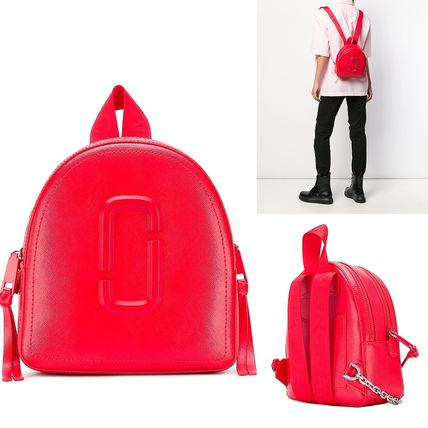 MARC JACOBS バックパック・リュック 【関税送料込】MARC JACOBS カラーブロック バックパック