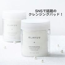 SNSで話題★韓国【KLAVUU】PH BALANCING QUICK CLEANSING PAD