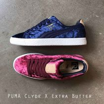 Puma Clyde x Extra Butter ベルベット NYショップ コラボ