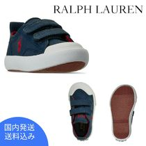 Polo Ralph Lauren☆幼児Kingsley EZStay-Put Closureスニーカー