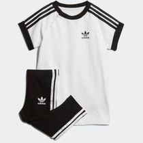 ADIDAS KIDS ORIGINALS☆上下セット(80-100㎝)3-STRIPES DV2807