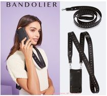 【NEW限定】Bandolier*Aria Pebble Leather Strap*ALL iPhone