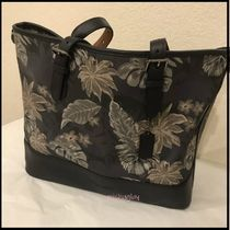 【COACH】メンズ★希少な1点★Hawaiian Palm Mercer Tote★
