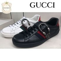 SALE★GUCCI★メンズ sneakers 白or黒★国内発送★関税込