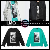 ☆イベント/関税込☆LMC★LMC TORN SCRAP LONG SLV TEE★2色★