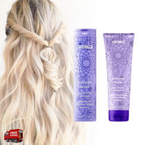 amika☆カラーキープ☆Bust Your Brass Shampoo&Conditioner