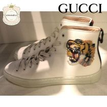 SALE★GUCCI★メンズ ハイカットsneakers★国内発送★関税込
