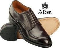 ALDEN〜FACTORY SECONDS〜 FD-54321 - COLOR 8 SHELL CORDOVAN