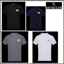 【Moncler】レア品大人気商品お早めに! WロゴTシャツ4色♪