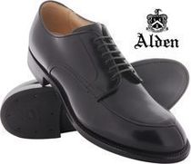 ALDEN〜FACTORY SECONDS〜FD-54331 - BLACK SHELL CORDOVAN
