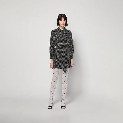 MARC JACOBS ワンピース 【MARC JACOBS】人気 THE SHIRT DRESS★(4)