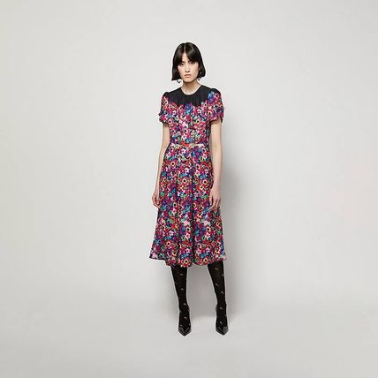 MARC JACOBS ワンピース 【MARC JACOBS】人気 THE 40'S DRESS★(5)