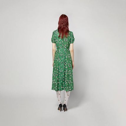 MARC JACOBS ワンピース 【MARC JACOBS】人気 SOFIA LOVES THE 40'S DRESS★(4)